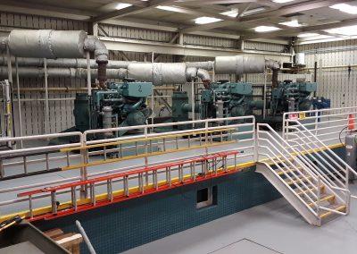 Martin Facility